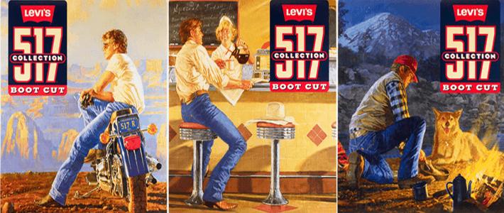リーバイス517