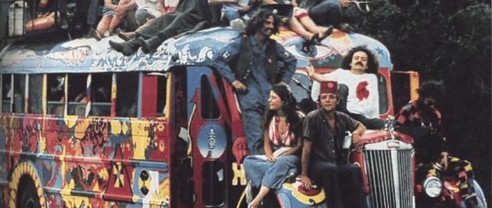 1970年代ヒッピー