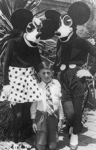 1930年代ミッキーとミニー