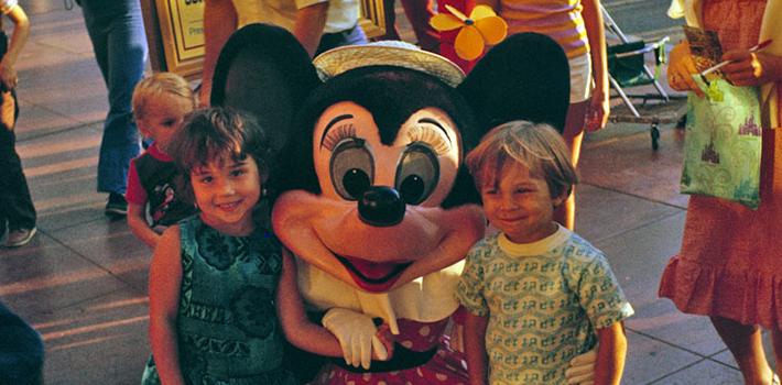 1977年のミニー