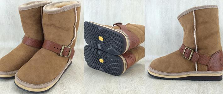 sandalmanムートンブーツ