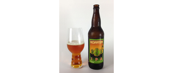 Foothills Brewing Co. Hoppyum IPA