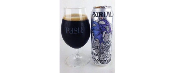 Burial Skillet Donut Stout