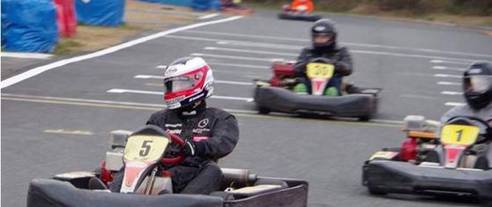 福岡A-ONEカートサーキット