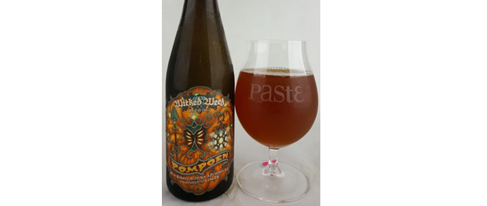 Wicked Weed Pompoen