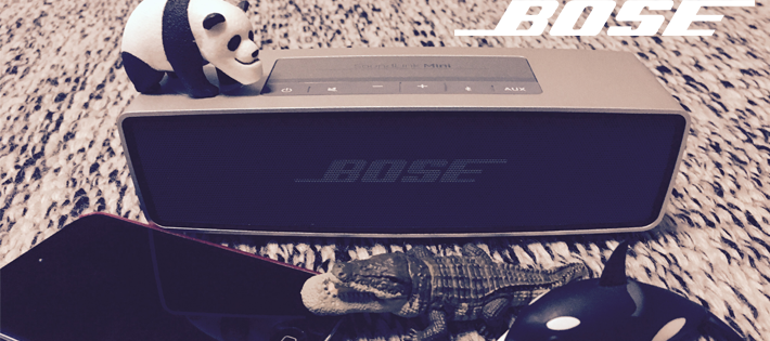 『BOSE sound link mini』