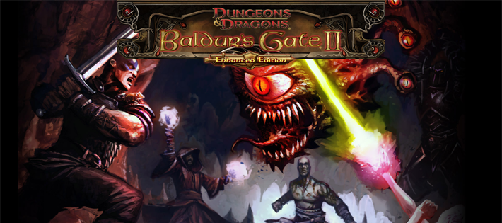 『Baldur's Gate II: Shadows of Amn』