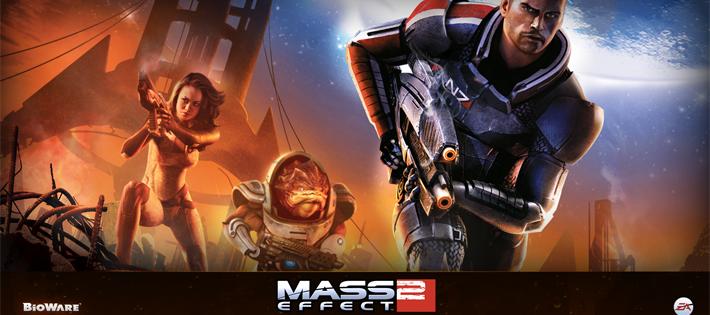 『Mass Effect 2』