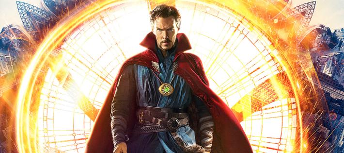 Doctor Strange(Stephen Strange)