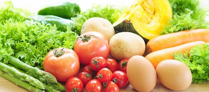 ビタミンDが多く含まれる食材