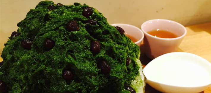 カキ氷カフェ『クノップゥ』