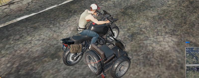 オートバイ&サイドカー