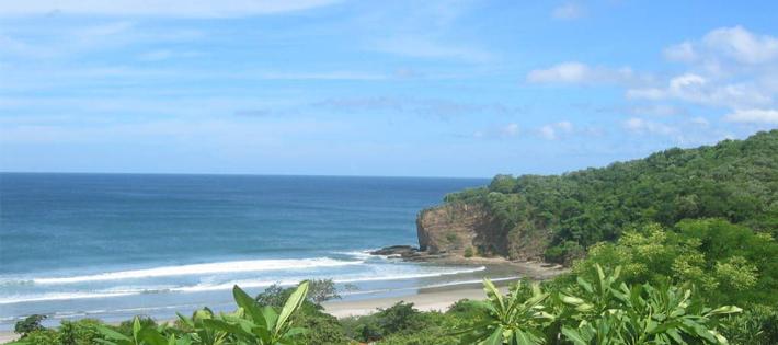 グラナダのビーチ