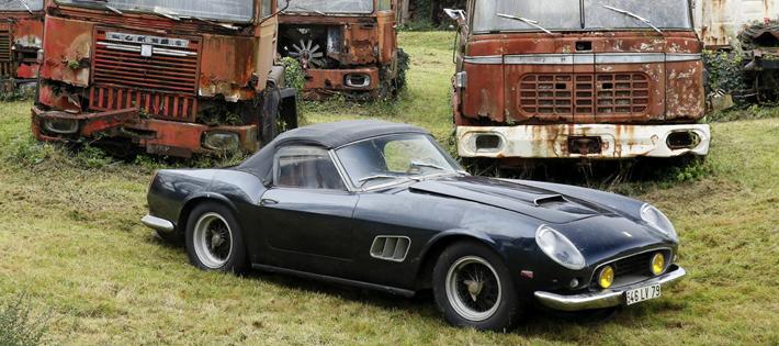 /1961 Ferrari 250 GT SWB California Spider, Chassis 2935GT