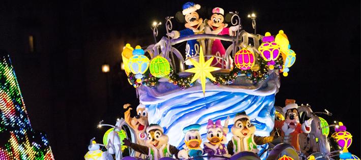 ディズニー『カラー・オブ・クリスマス』