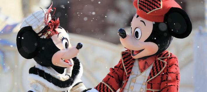 東京ディズニーシー 『クリスマス・ウィッシュ』