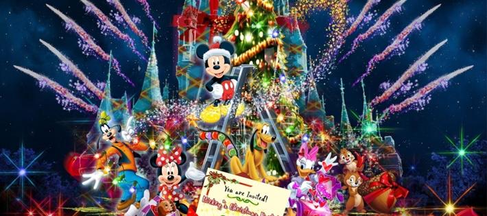 『ディズニー・ギフト・オブ・クリスマス』