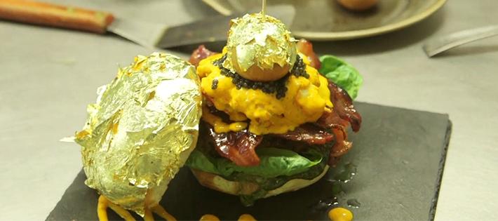 世界一値段の高いハンバーガー
