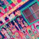 インスタ映え間違えなし!台湾行ったら虹のおじいちゃんに会いに行こう!