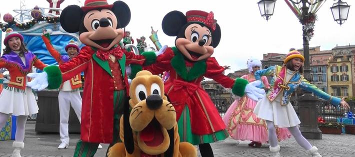 ディズニー『パーフェクト・クリスマス』