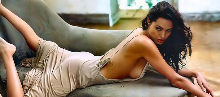 1位 アンジェリーナ・ジョリー(Angelina Jolie)
