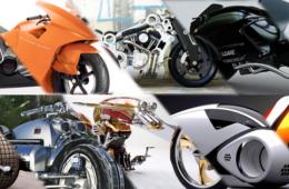 世界一値段の高い近未来の『バイク・モーターサイクル』