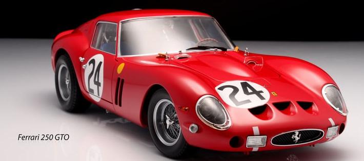 フェラーリ250-GTO