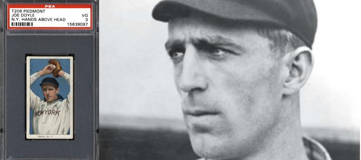1909-1911年/ジョー・ドイル