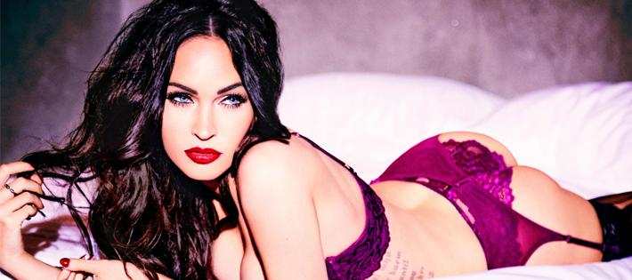 ミーガン・フォックス(Megan Fox)