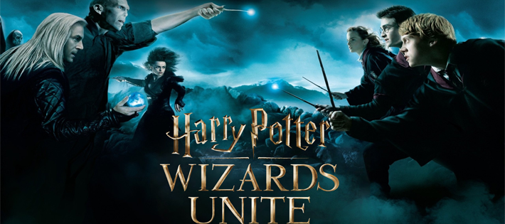 「Harry Potter : Wizards Unite」