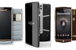 世界一値段の高い『超高級スマートフォン』ランキング