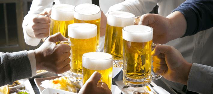 店で飲むビールはなぜうまい