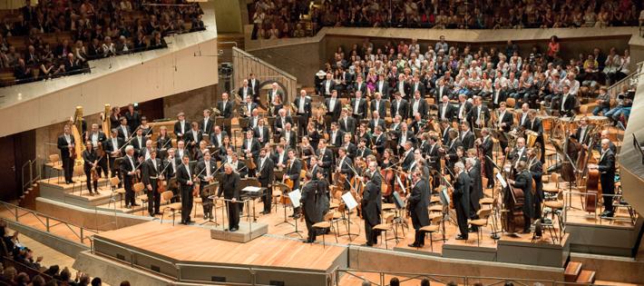 ベルリン・フィルハーモニー管弦楽団
