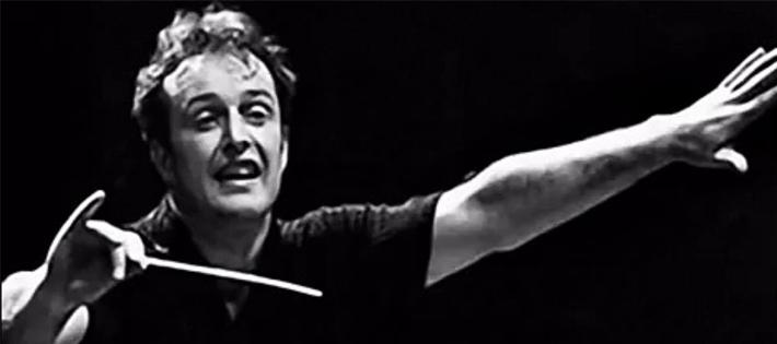 世界一ギャラの高い指揮者カルロス・クライバー