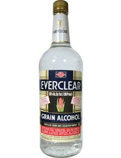 アルコール度数の高い酒エバークリアー