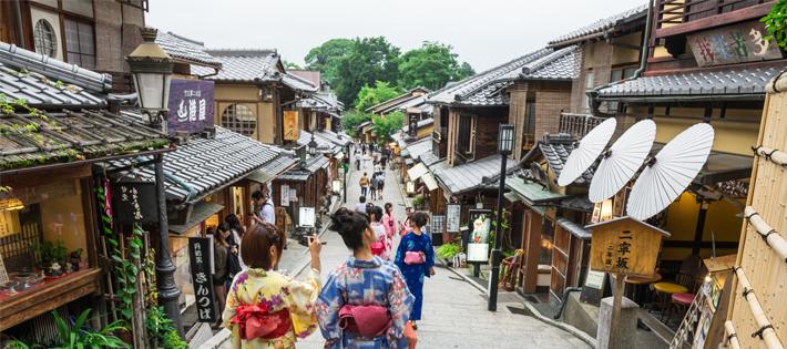 日本を観光立国とするために