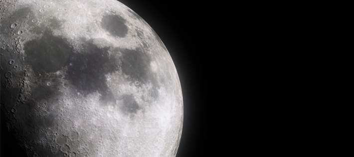 月面反射通信