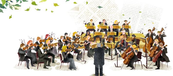 世界の有名なオーケストラ