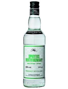 アルコール度数の高い酒スピリタス