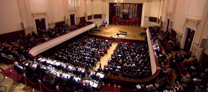 フレデリック・ショパン国際ピアノ・コンクール