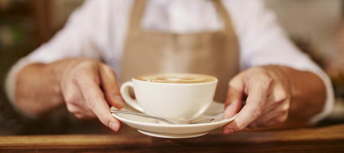 コーヒーの世界