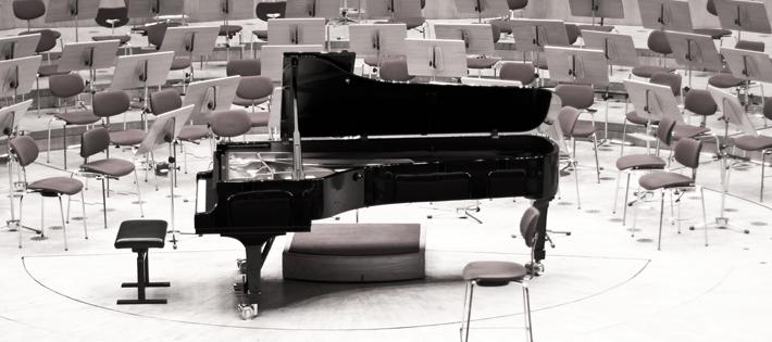 ピアノのソリスト