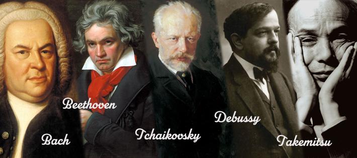 クラシック音楽史の区分