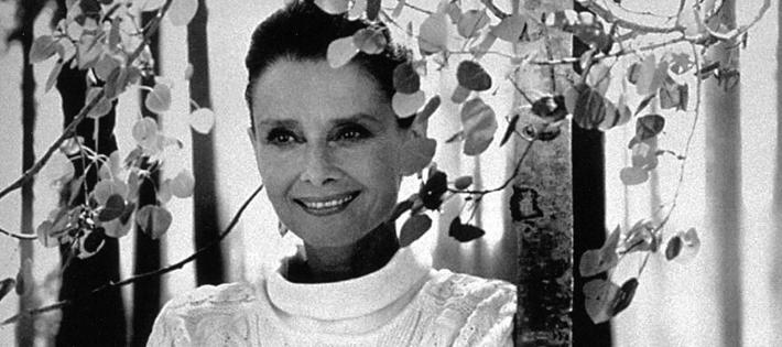 世界的大女優オードリーヘプバーン死去