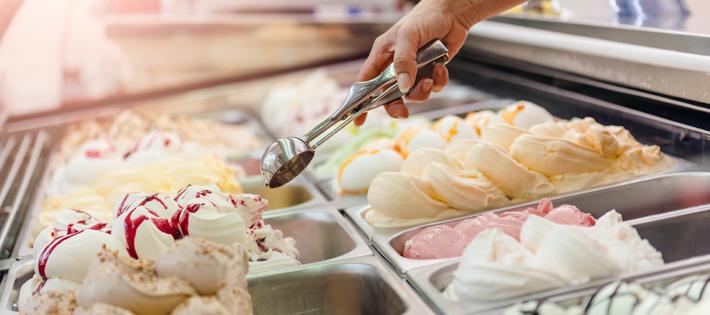 バニラアイスがアイス屋から消える!?