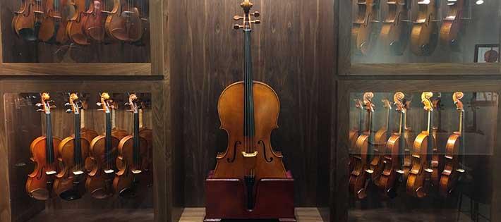 オーケストラ 弦楽器値段