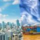 アジアの平均月給ランキング