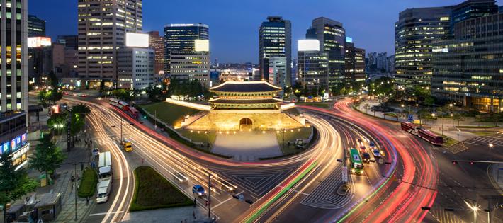 韓国の平均月給