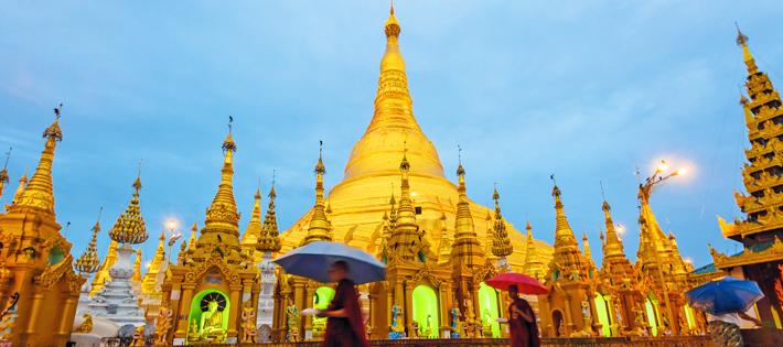 ミャンマーの平均月給