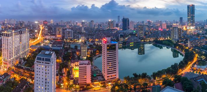 ベトナムの平均月収